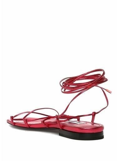 Attico Sandalet Pembe